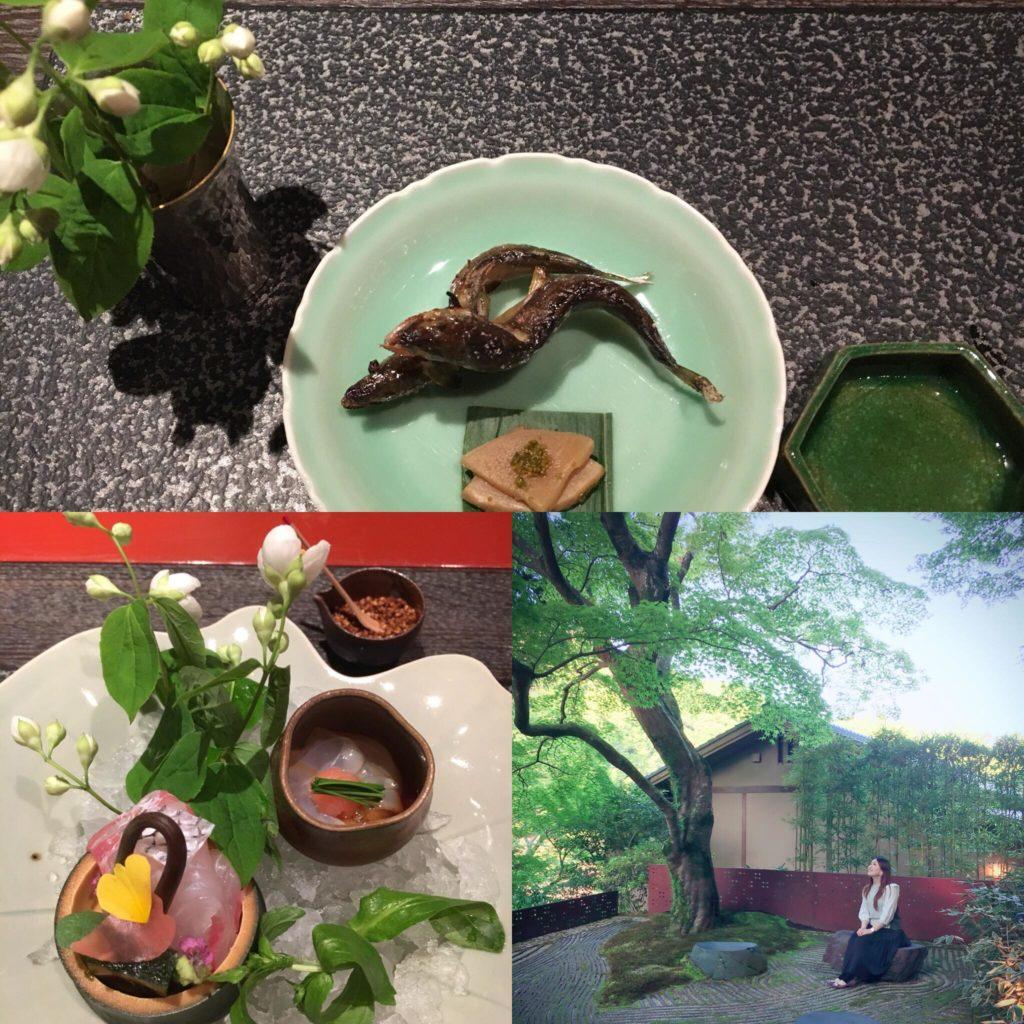 Sayaka's favorite dishes