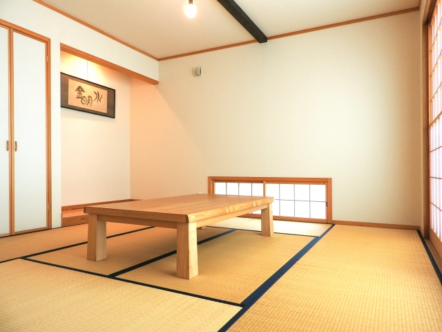 Japanese Living Room