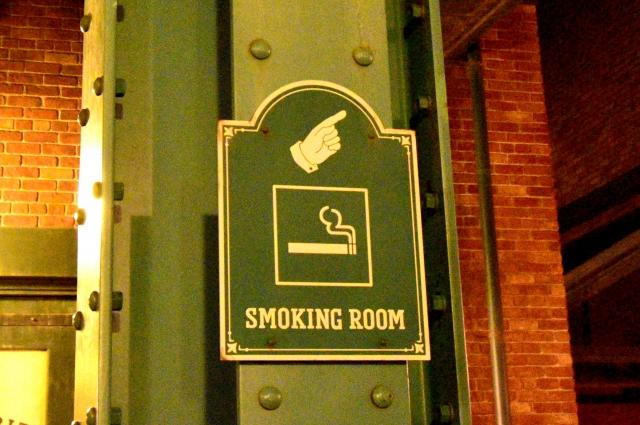 Take care of your smoke
