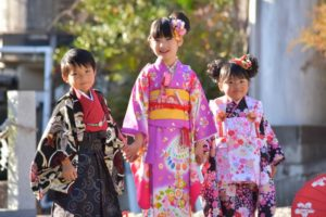7-5-3 Japanese Children's fes
