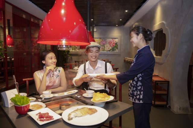 Chinese custmer