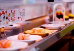 回転寿司のイメージ画像