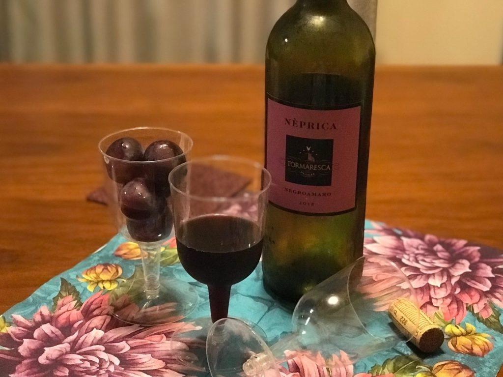 manner instructor MsAntoku is wine queen