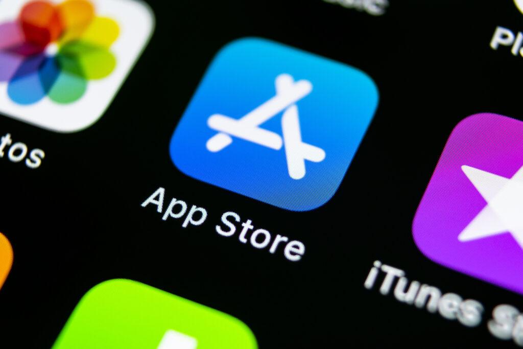 AppSotreアイコンの画像