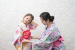 この夏浴衣の日常使いを!好奇心を養う和のキッズマナーでお子さんの未来を広げるコツ