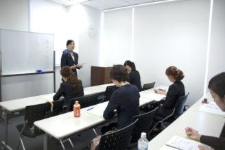 MOI養成講座 大阪の様子