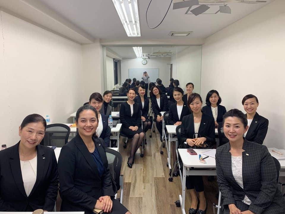 JAMOI勉強会で学ぶ会員たち