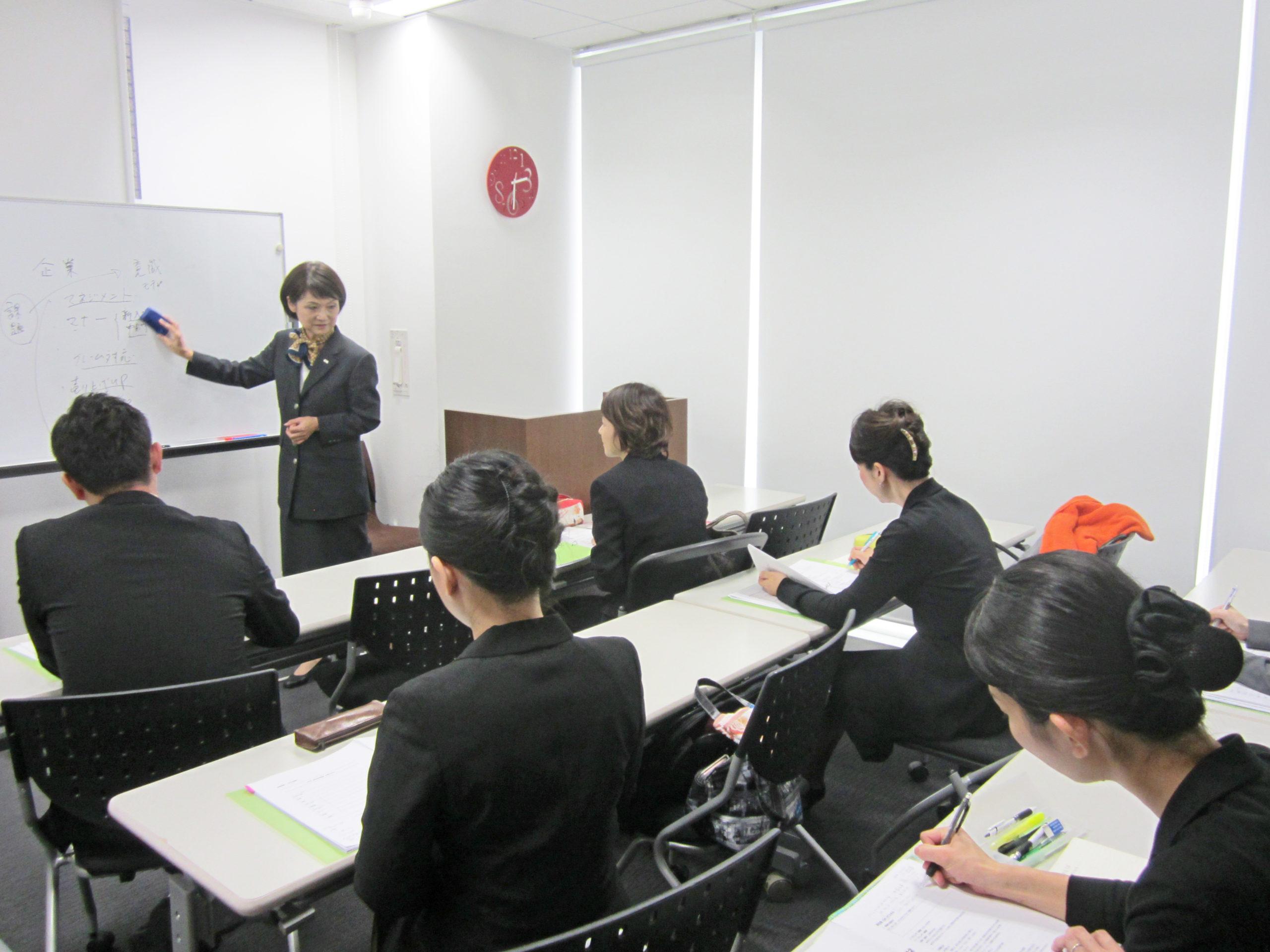 SMOI講師福村先生の講座様子